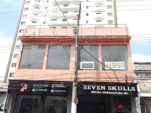 Sala Para Alugar, 250 M² Por R$ 3.900,00/mês - Centro - Santo André/sp - Sa0539