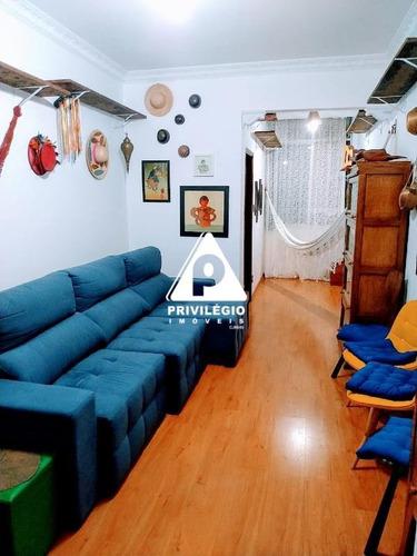 Apartamento Para Aluguel, 2 Quartos, Centro - Rio De Janeiro/rj - 26136