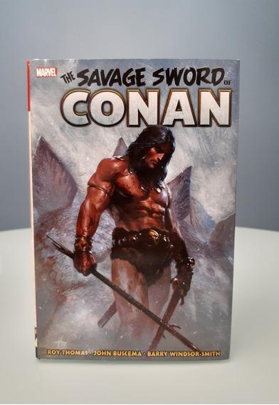 The Savage Sword Of Conan Marvel Omnibus Vol. 01