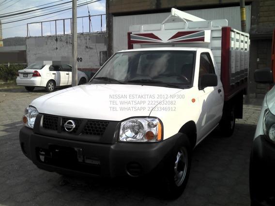 Nissan Estakitas 2012 Np 300 D/h Eng $ 35,800