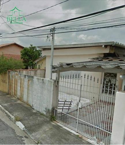 Terreno Residencial À Venda, Vila Dos Remédios, São Paulo. - Te0065