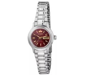 Relógio Orient Feminino Automático 559wa6x W1sx 3 Estrelas