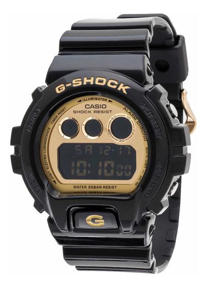 Relógio Casio Dw 6900 Br-dr