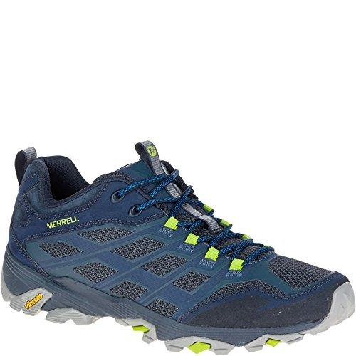Zapato Moab Fst Senderismo Merrell Hombres.