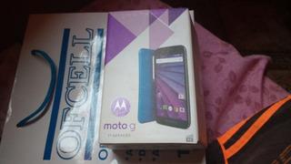 Telefone Moto G3 Usado