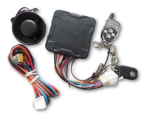 Alarma Thunder Tm08 Plus Para Moto, Sistema De Proximidad