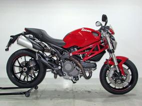Ducati - Monster 796 - 2014 Vermelha