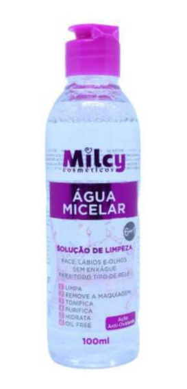 Agua Micelar Facial Milcy 100ml