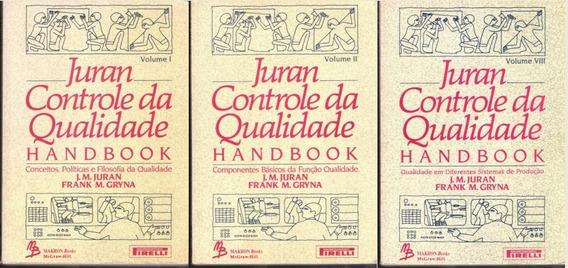 J. M. Juran Controle Da Qualidade Hand Book