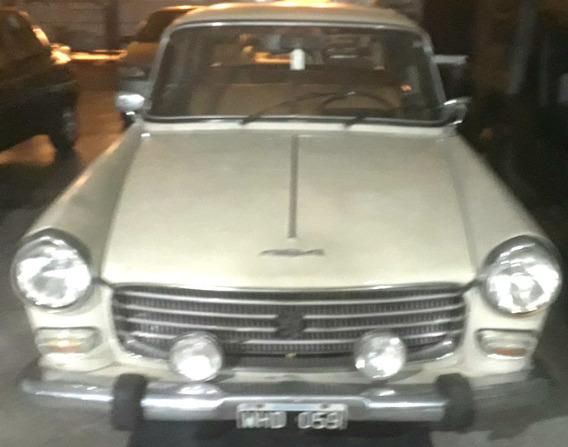 Peugeot 404 Gl Nafta 1978