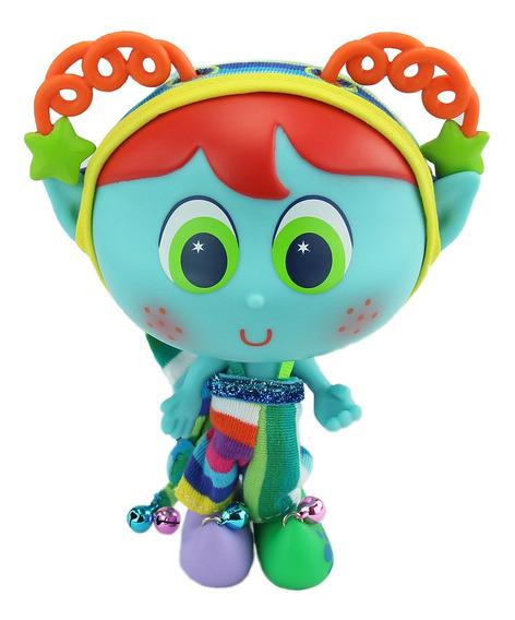 Muñeco Alushhhe Azul Ojos Verdes Distroller