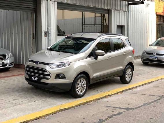 Ford Ecosport 1.6 Se 110cv 4x2 /// 2017 - 37.000km