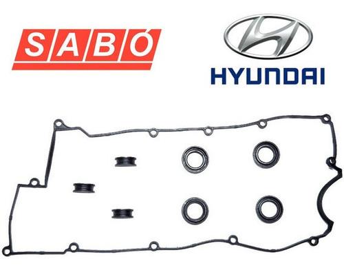 Imagem 1 de 1 de Junta Tampa Válvula Hyundai Tucson I30 2.0 16v Sabo