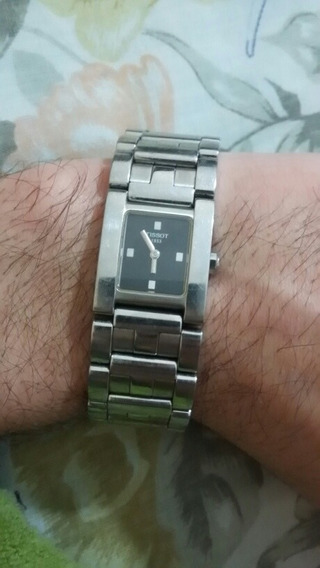 Relógio Tissot 1853 L840k Safira, Suiço, Aço