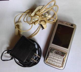 Nokia N73 Funcionando! (detalle)