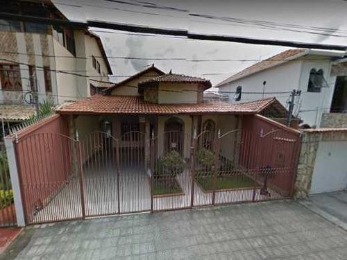 Imagem 1 de 1 de Casa À Venda, 5 Quartos, 2 Suítes, 3 Vagas, Santa Amélia - Belo Horizonte/mg - 734