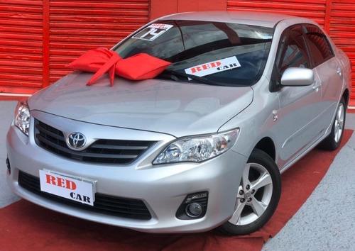 Toyota Corolla 1.8 Gli 2014 Automático Baixa Km