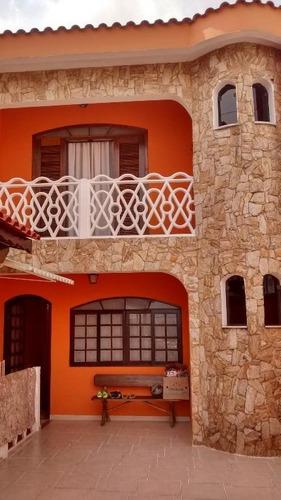 Sobrado Com 3 Dormitórios À Venda, 160 M² Por R$ 745.000,00 - Vila Alpina - São Paulo/sp - So1341