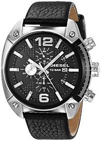 Reloj Diesel Dz4341 Silver Cronografo Entrega Inmediata