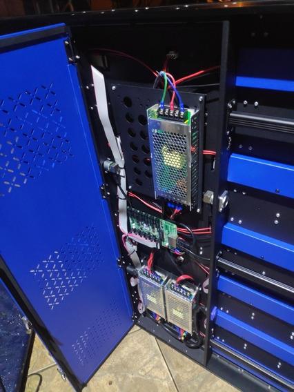 Painel De Led P5 Indoor Pro Light (32 Placas )