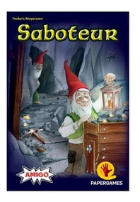 Saboteur - Card Game - Papergame