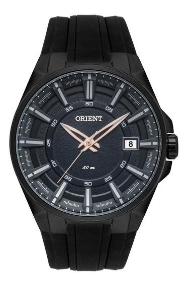 Relógio Orient Masculino Mpsp1010 P1px Preto Aço