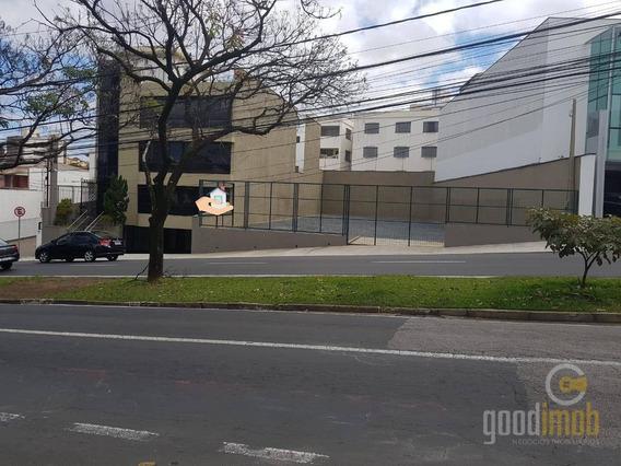 Prédio Comercial Com 3 Pavimentos, Por R$ 40.000/mês - Jardim Paulistano - Sorocaba - Pr0001