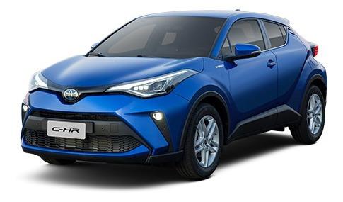 Toyota Chr Híbrido El Único De Su Especie Entrega Programada
