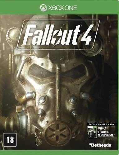 Fallout 4 Xone Usado + Legion Swl005 E Swl004