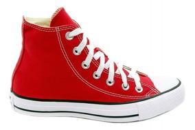 Tênis Converse All Star Ct As Core Hi Vermelho Ct0004000436