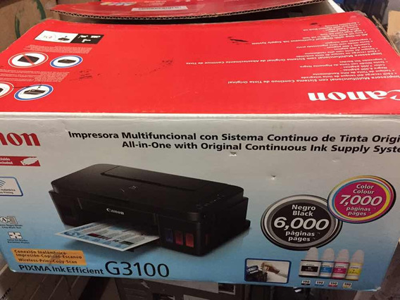 Impressora Multifuncional Canon Pixma Mg3100