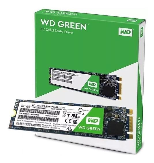 Hd Ssd M.2 Wd Green 480gb 2280 Notebook Pc