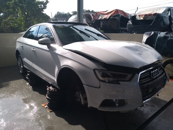 Sucata Audi A3 Ambition Tfsi 220cv 2017 Sdrive Para Peças