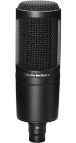 Microfone Profissional P/ Estudio Audio-technica At2020
