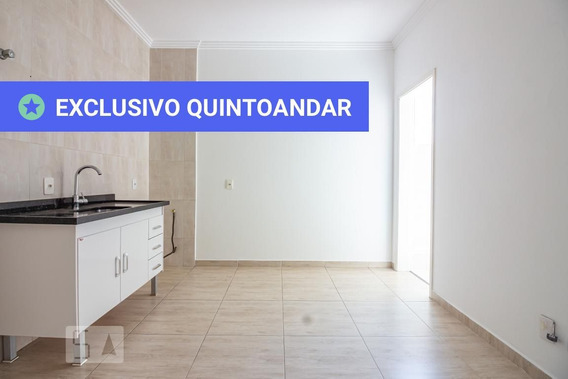Apartamento No 1º Andar Com 1 Dormitório - Id: 892962253 - 262253