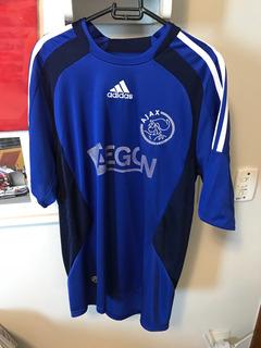 Camisa Time Futebol adidas Ajax Original Importada!
