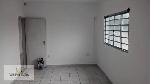 Imagem 1 de 24 de Sala Para Alugar, 120 M² Por R$ 1.960,00/mês - Bosque Dos Eucaliptos - São José Dos Campos/sp - Sa0049