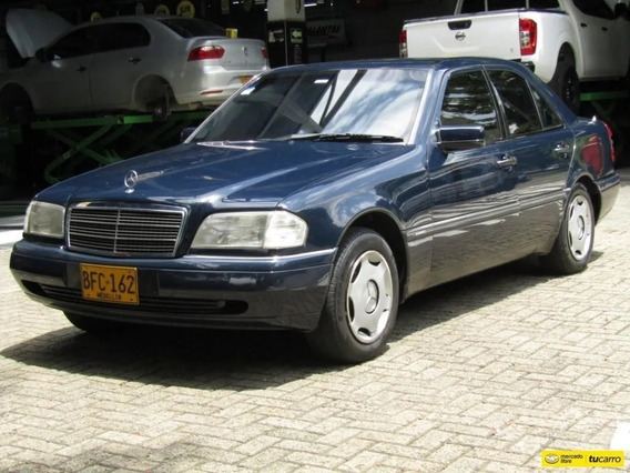 Mercedez Benz C 280 2800 Cc At Blindado