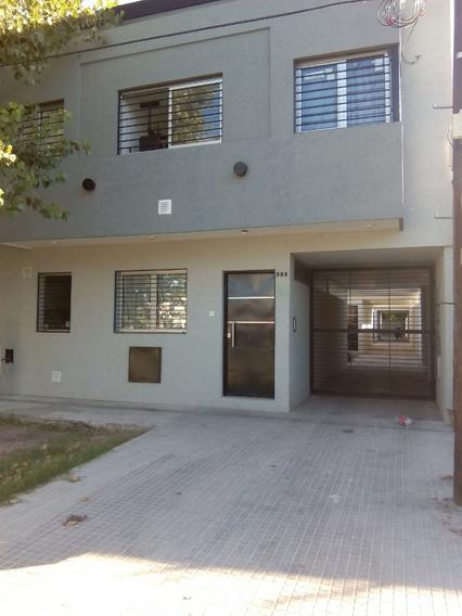 Dúplex En Alquiler, 2 Dorm+patio+cochera - En 135 E/ 39 Y 40