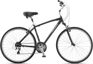 Bicicleta Jamis Citizen 3 Negra Rodado 28 Susp 24 Ve Shimano