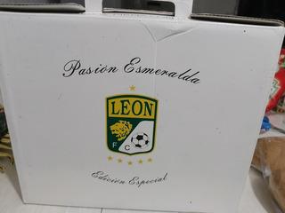 Caja Jersey Pirma Leon Copa Libertadores