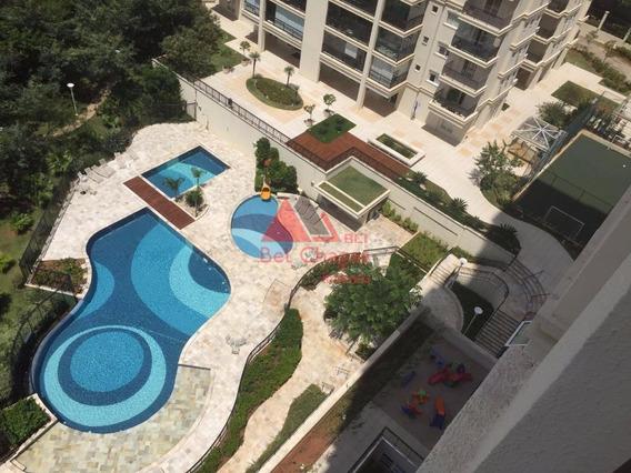 Apartamento Residencial À Venda, Edfício Unico Campolim, Sorocaba. - Ap0024