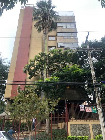 Cobertura Em Petrópolis Com 4 Dormitórios - Rg5074