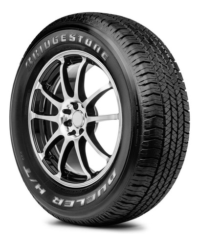 Imagem 1 de 4 de Pneu Bridgestone Aro 18 Dueler H/t 684 Ii Ecopia 265/60 110t