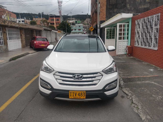 Camioneta Hyundai Santafe 7 Puestos