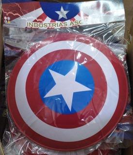 Escudo Capitan América