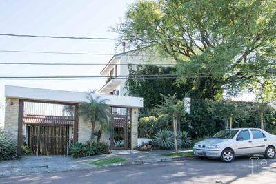 Casa Condomínio Em Cristal Com 5 Dormitórios - Lu271812