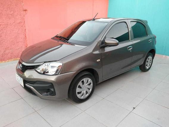 Toyota Etios Hb X 13l Mt