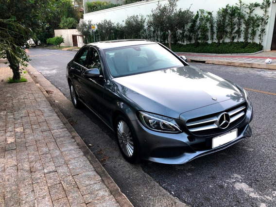 Mercedes-benz C 200 Avantgarde 2.0 Turbo 2017