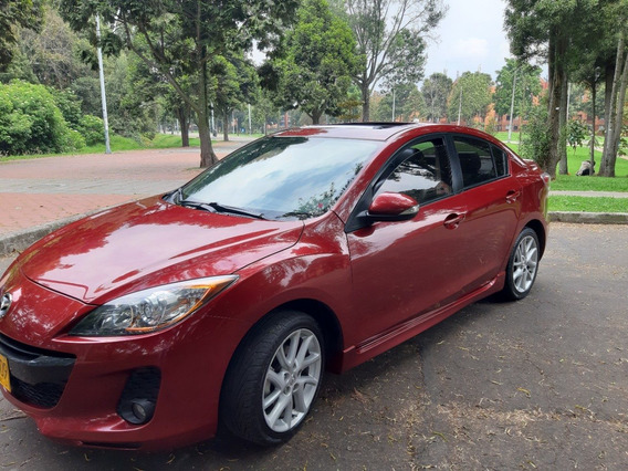 Mazda 3 All New High